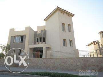 Villa located in 6 October for sale 800 m2, Palm Hills Bamboo Ext.