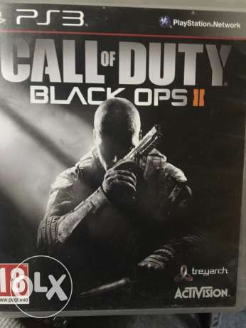 call duty black ops    PS3 used for sale الوراق -  1