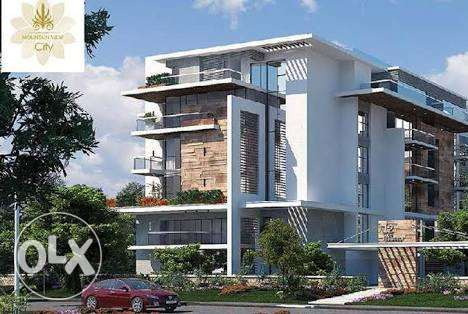160m apartment with garden phase one mountain view icity