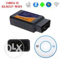 ELM327 WiFi OBD2 Car Diagnostics Scanner Scan Tool for iPhone iOS Andr