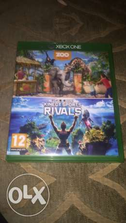 Like new Xbox 1 games zoo and rivals