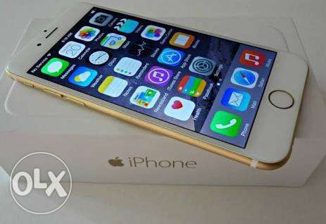 iphone 6s 64G Gold الهرم -  2