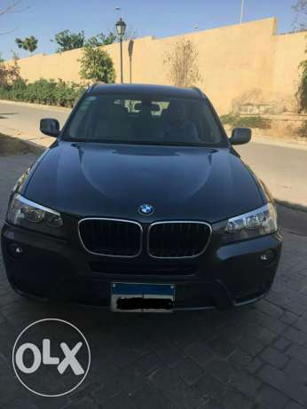 Excellent BMW X3 in a very good condition
