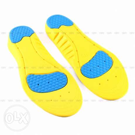 Gel Shoe Insole Pain Relief and height increase