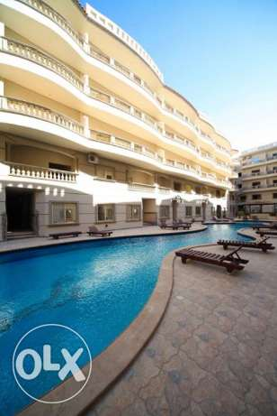 Delivery Now - Luxury life in Al Nour Plaza Compound Apartment  for Sale