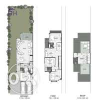 Town house middle in layan sabour with less price in market