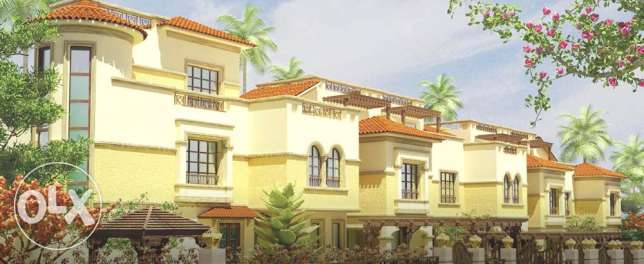 Townhouse located in New Cairo for sale La Terra