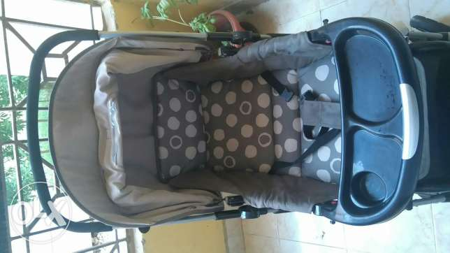 Baby stroller with a swing 6 أكتوبر -  3