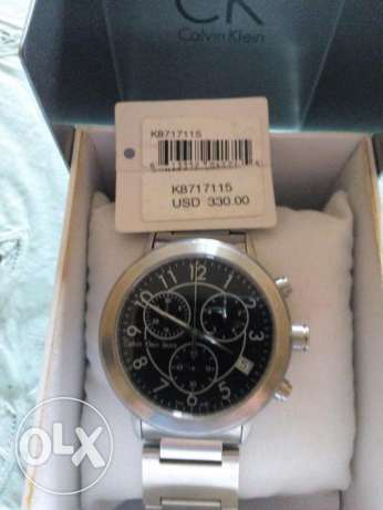 Calvin Klein watch original from america like new مدينة نصر -  2