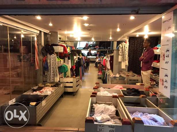 Shop and retail boutique for sale مصر الجديدة -  2