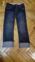 Original Levi's Kids Jeans, Girls, slim straight. Premium stretch den
