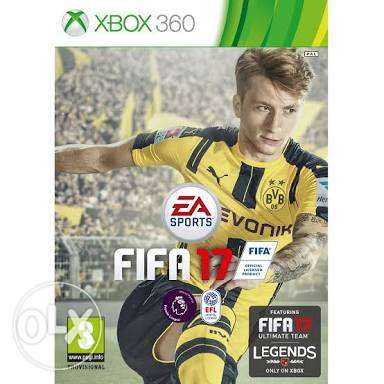 Fifa 17 for xbox 360 الهرم -  1