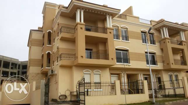3 Bedrooms near BUE (British University) at Sherouk Oasis Compound