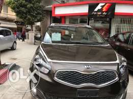 2017 kia carenz moka zero brand new