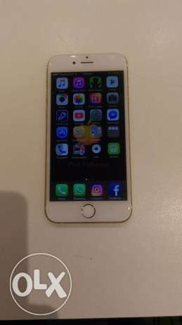 iPhone 6(16G..gold)