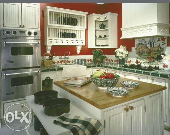 Modern kitchen 6 أكتوبر -  2