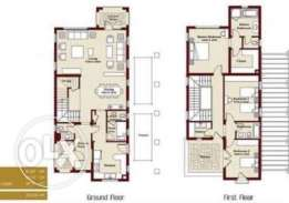 Villa stand alone mivida ready to move, best price