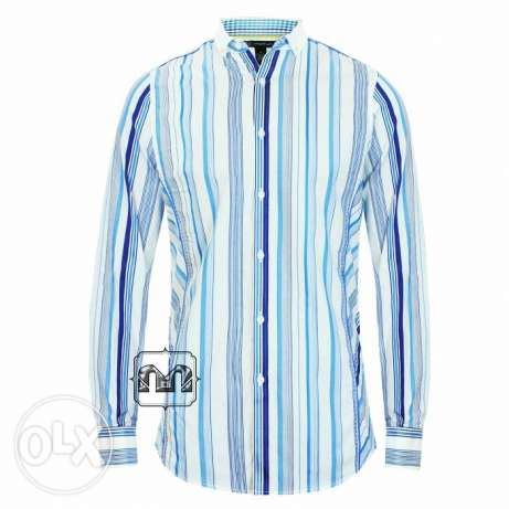 100% Authentic INC International Concepts Macy's Shirt French Cuffs