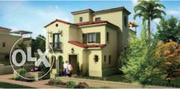Semi Finished Twin House 309m Parcel 28 For Sale at Mivida