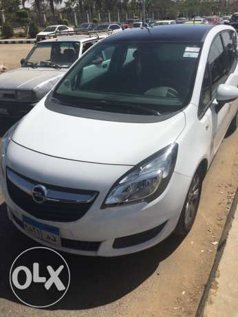 opel meriva 2016 highline