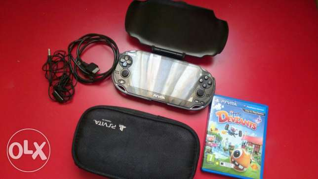 Ps Vita 16 gb 30 games and more