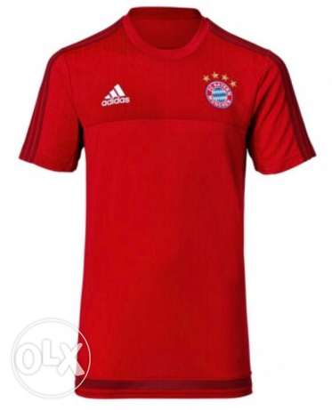 Adidas FC Bayern training shirt - Red (all sizes)