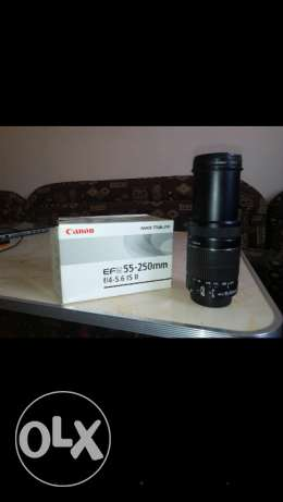 Canon lens 55 _ 250 for sale