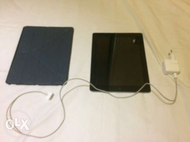 iPad 3 32Gb wifi+3G +cover Very good condition