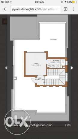 Standalone Coner Villa in Pyramids Heights with Prime Location 6 أكتوبر -  8