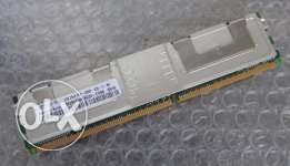 Ram 2GB PC-5300F DDR2 667mhz Fully Buffered Memory