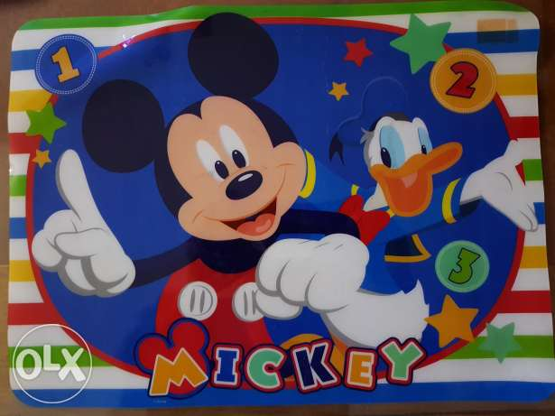 Mickey table mat