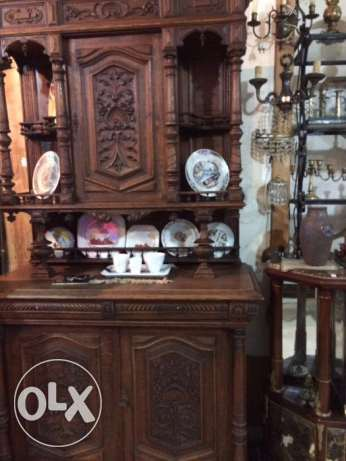 Showcase/ buffet antique