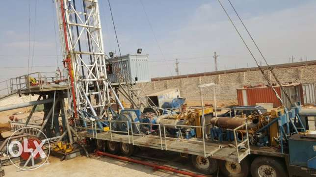 used drill rig