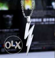 The Flash Stainless Steel Pendant