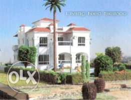 best villas area in sahl hashish