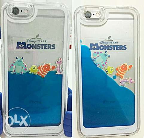 Iphone 6 & 6plus cover monster inc.