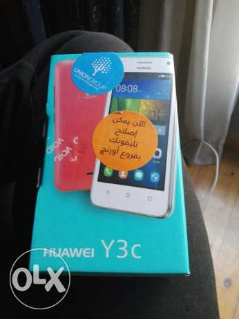 Brand new huawei y3 c