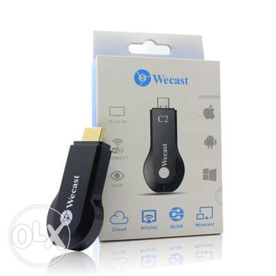 Andoer Wecast C2 Mini Wi-Fi Display Dongle Receiver