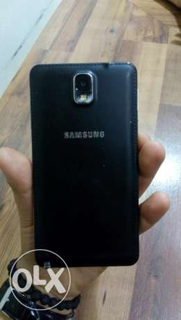 Note 3 black for sale