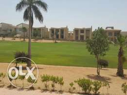 A standalone for sale in aligria 652 msq prime location golf view
