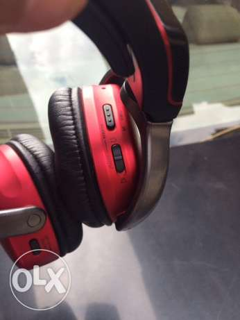 Headphone Sony from KSA with Card 4G with AUX Cable القاهرة الجديدة -  1