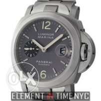 ساعه panerai luminor