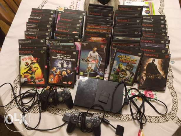 بلاي استيشن 2 playstation 2