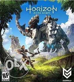 looking for horizon zero dawn (used)