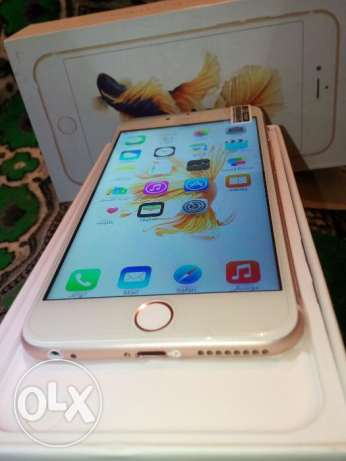 iphone s6 plus frist high copy جديـــــــد بالكرتونه بـ 2450 ج العبور -  1