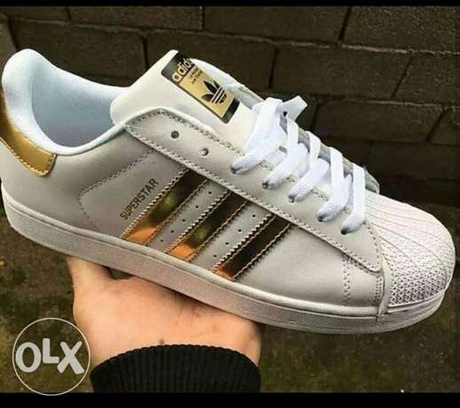 adidas super star Miror original Quality. ميت عقبة -  2