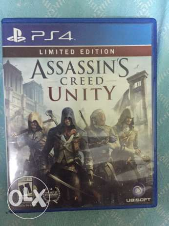 assassin's creed unity (limted edition)