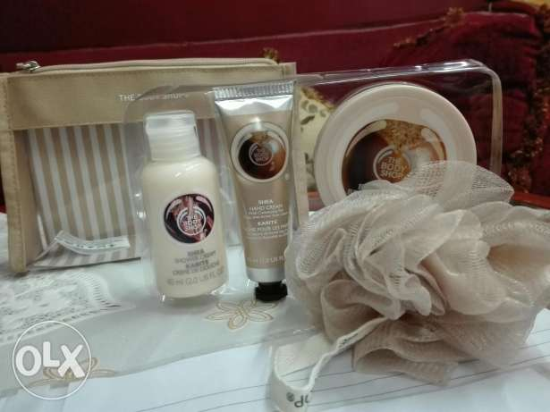 Set from the body shop