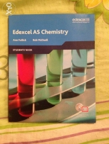 Edexcel AS Chemistry Student's Book with CD