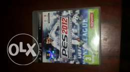 Pes2012 for ps3